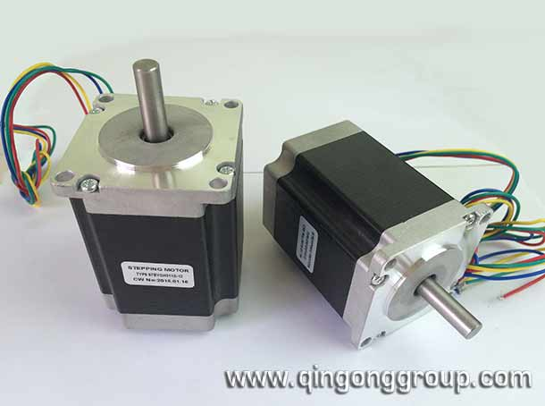 hybrid stepping motor 1 8 degree 2 phase stepper motor for