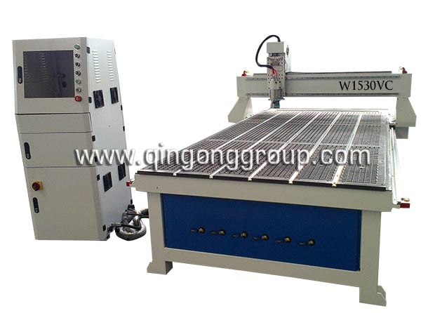 CNC Router Wood Kitchen Cabinet Door Making Machine