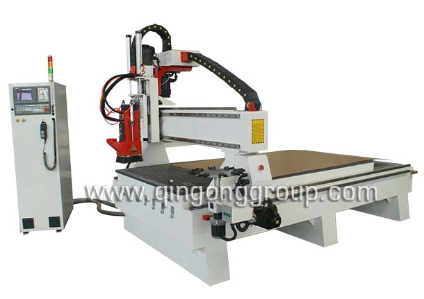 Tool Changer Homemade CNC Router