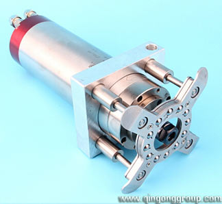 Cnc Pressure Foot Clamping Attachment For Cnc Router Spindle
