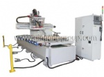 Nesting Automatic Multi Functional CNC Router Machine with Drills ATC1335VD